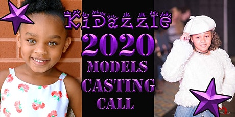 KiDazzle '20 Youth Models Casting tickets