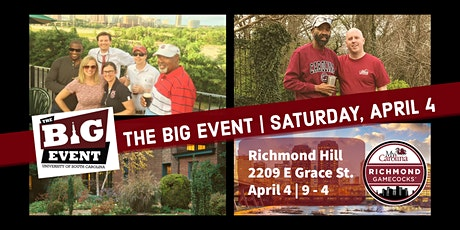 EVENT CANCELED: Richmond Gamecocks: The Big Event tickets