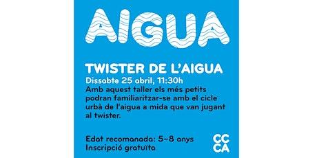 AIGUA: El twister de l'Aigua amb ATM entradas