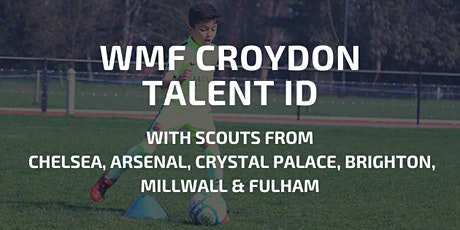 We Make Footballers Croydon  Talent ID Event tickets