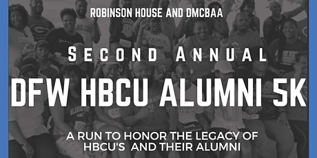 2nd Annual DFW HBCU Alumni 5K Run/Walk tickets