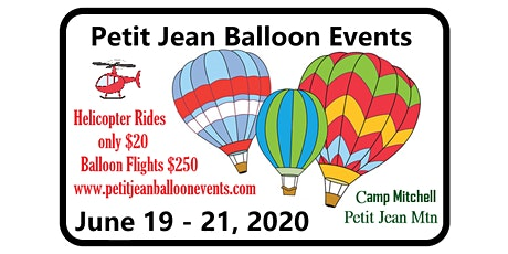 Petit Jean Balloon Events tickets