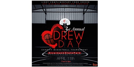3rd Annual DREW DAY tickets