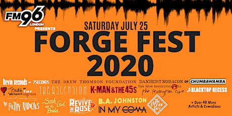 Forge Fest 2021 tickets