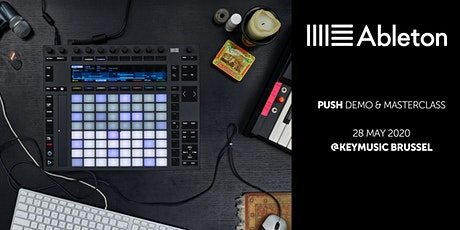Ableton Push event @ Keymusic tickets