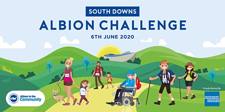 South Downs Albion Challenge tickets
