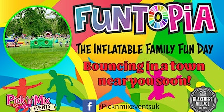 Funtopia at Blakemere Village tickets