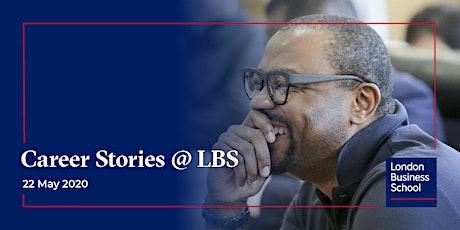 Career Stories @ LBS tickets