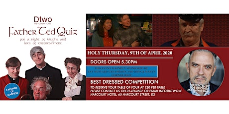 Father Ted Quiz tickets