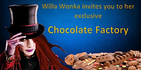 Willa Wonka's Chocolate Factory billets