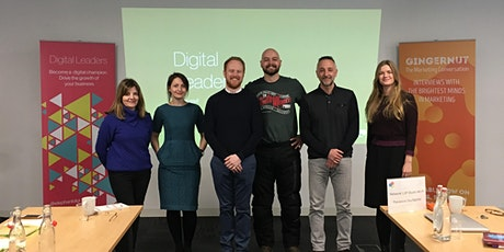 Digital Leaders - Leadership and digital marketing (6 month course) tickets