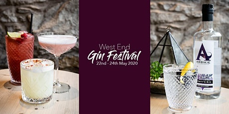 2020 West End Gin Festival - Edinburgh tickets
