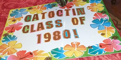 Catoctin High School Class of 1980 40th Reunion and Alumni Night tickets