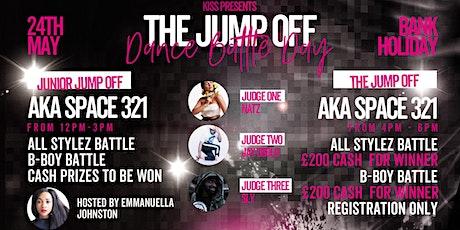 THE JUMP OFF (KISS) tickets