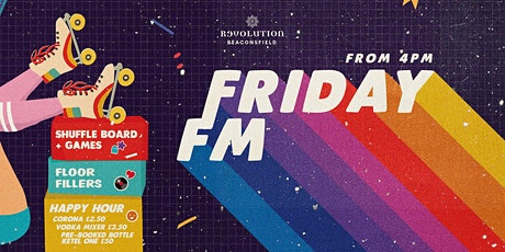 Friday FM tickets
