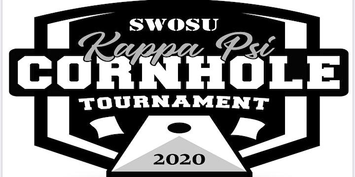 Kappa Psi Cornhole Tournament image