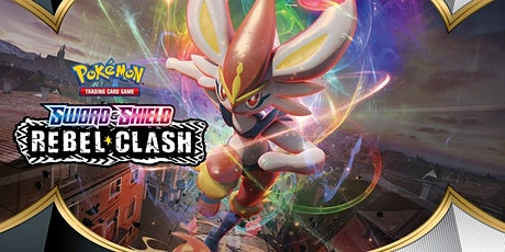 Prerelease Rebel Clash [POKEMON TCG] biglietti