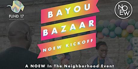 Bayou Bazaar 2020 tickets