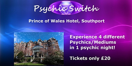 Psychic Switch - Southport tickets