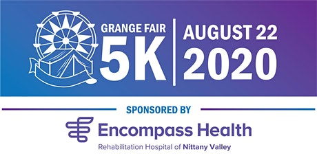 2020 Grange Fair 5K Run/Walk tickets