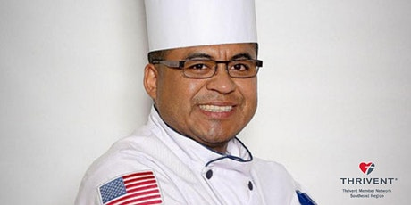 Love Your Neighbor with Roberto Mendoza, former White House Chef tickets