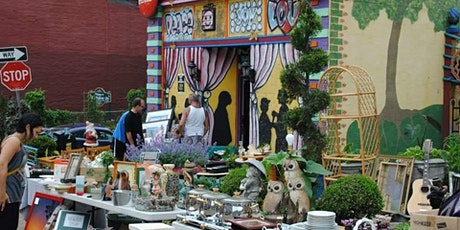 The Mexican War Streets Yard Sale! tickets