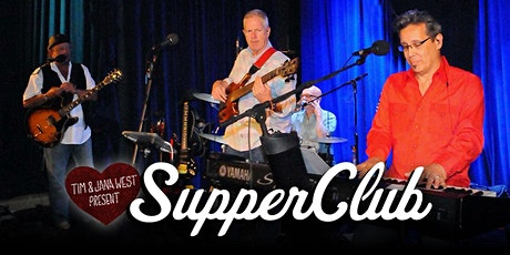 SupperClub - Dining, Music, Dancing tickets
