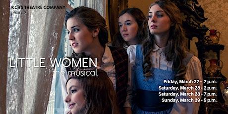 KCHS Theatre Co. presents Little Women tickets
