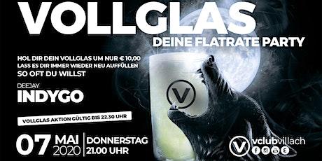 Vollglas - Deine Flatrate Party biglietti