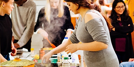 CANCELLED - Sri Lankan cookery class with Tilly in Bristol tickets