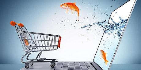 Workshop em e-Commerce - Como Criar um Negócio Online bilhetes