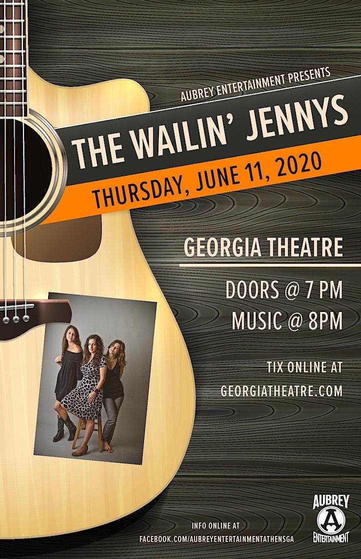 The Wailin' Jennys image