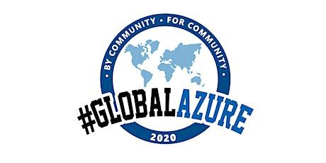 Global Azure 2020 Zaragoza entradas