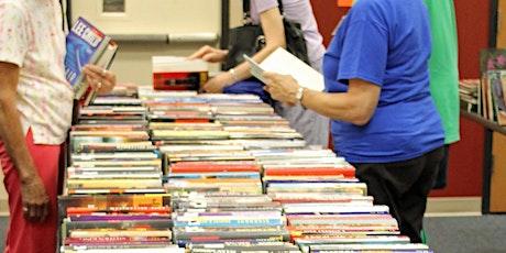 Book Sale by Friends of Cedar Park Public Library tickets