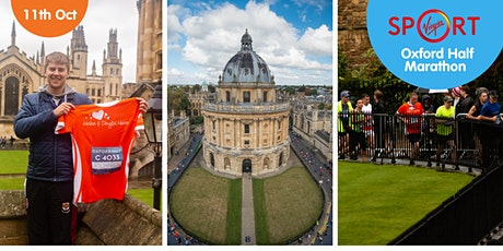 Oxford Half Marathon 2020 - Helen & Douglas House tickets