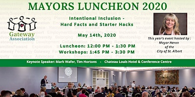 Gateway Association's 8th Annual Mayors' Luncheon