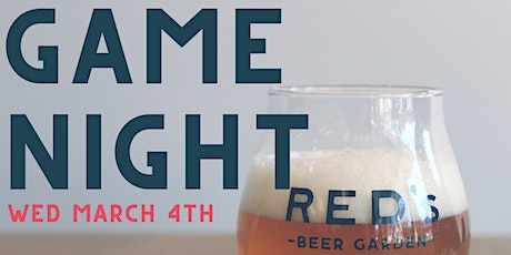Monthly Board Game Night! tickets