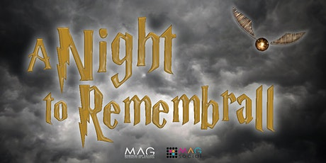 $5 Friday at MAG | A Night to Remembrall MAG Member Tickets *CANCELLED* tickets