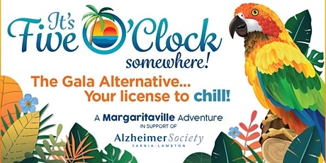 It's 5 O'Clock Somehwere......Your License to Chill tickets