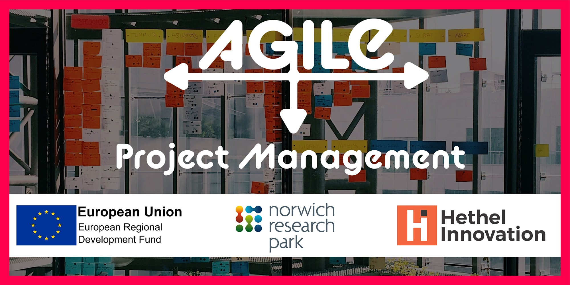Agile Project Management – Stop Failing Projects