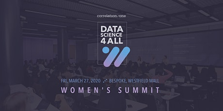 Data Science for All: Women's Summit tickets