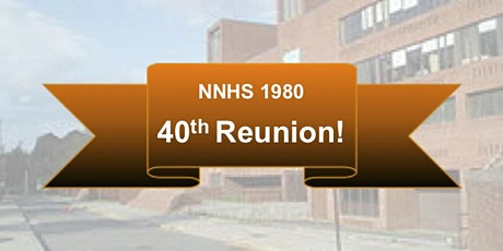 Newton North High School Class of '80 40th Reunion - Postponed to fall (stay tuned!) tickets
