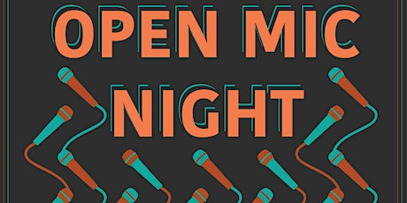 Open Mic Night @ The Commercial tickets