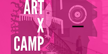 Art X Camp tickets