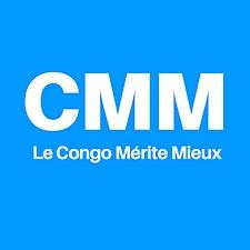 Le Congo Mérite Mieux (CMM) logo