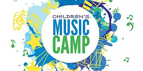 K-5th Grade Music Camp - 9:00 am to Noon daily tickets