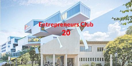 Entrepreneurs Club 20 - Meeting our Actelion / J&J neighbours Tickets