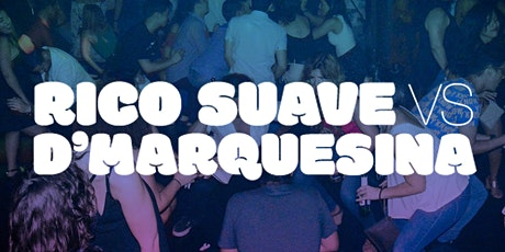 Rico Suave vs D'marquesina, NYC's favorite fiesta latina! tickets