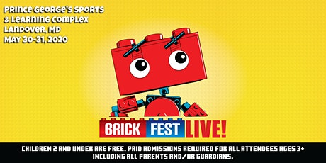 Brick Fest Live (Landover, MD) tickets