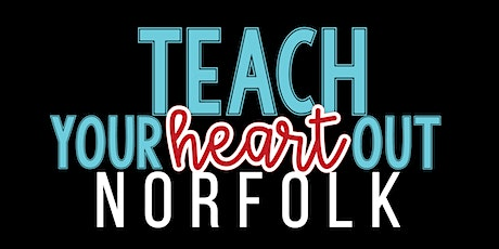 Teach Your Heart Out Conference NORFOLK, VIRGINIA tickets